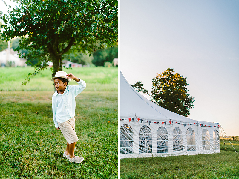 Lancaster Farm Wedding