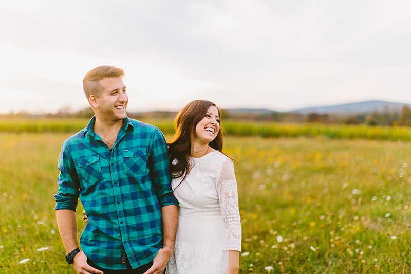 Pennsylvania Farm Engagement Shoot