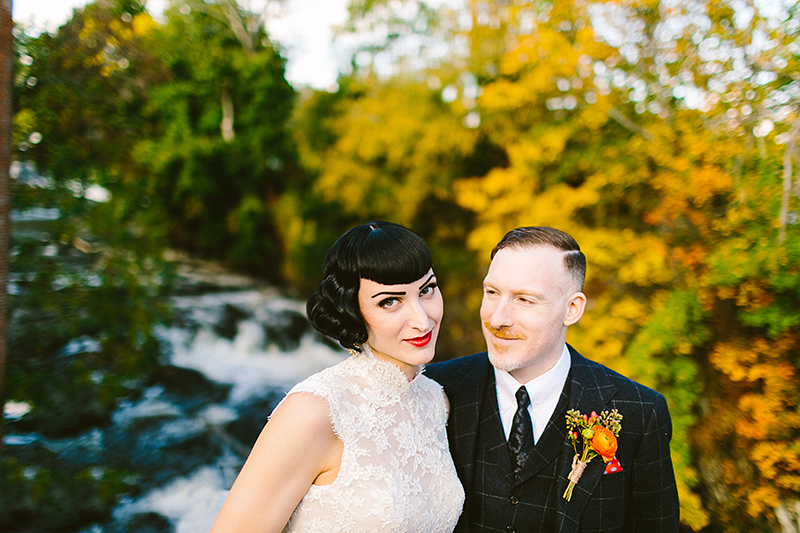 The Roundhouse At Beacon Falls New York Wedding Photographer