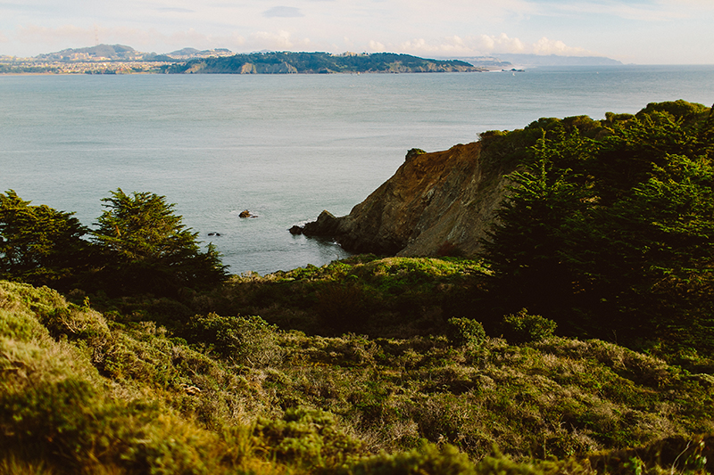 Marin Headlands Engagement Shoot , San Francisco Wedding Photographer