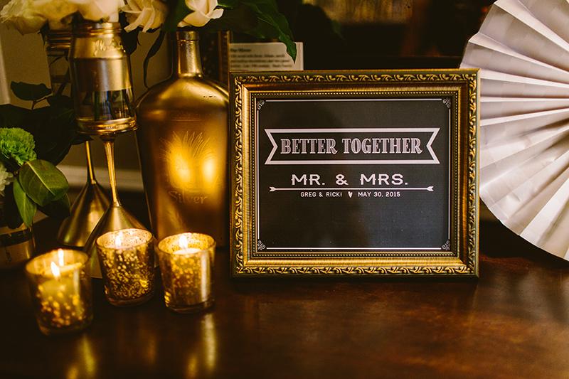 Buena Vista Center Wedding