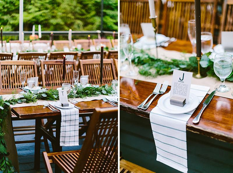 Ledges Hotel Pocono Mountain Wedding (101)