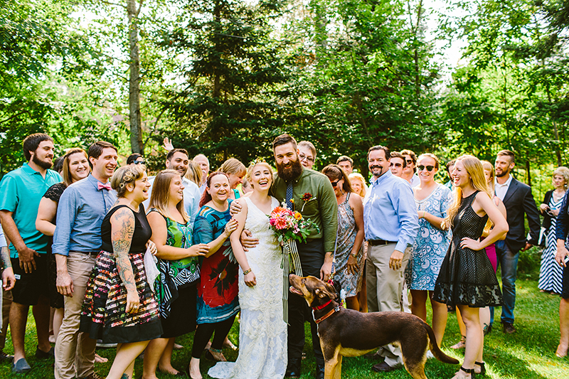 Moosehead Lake Maynards In Maine Wedding (47)