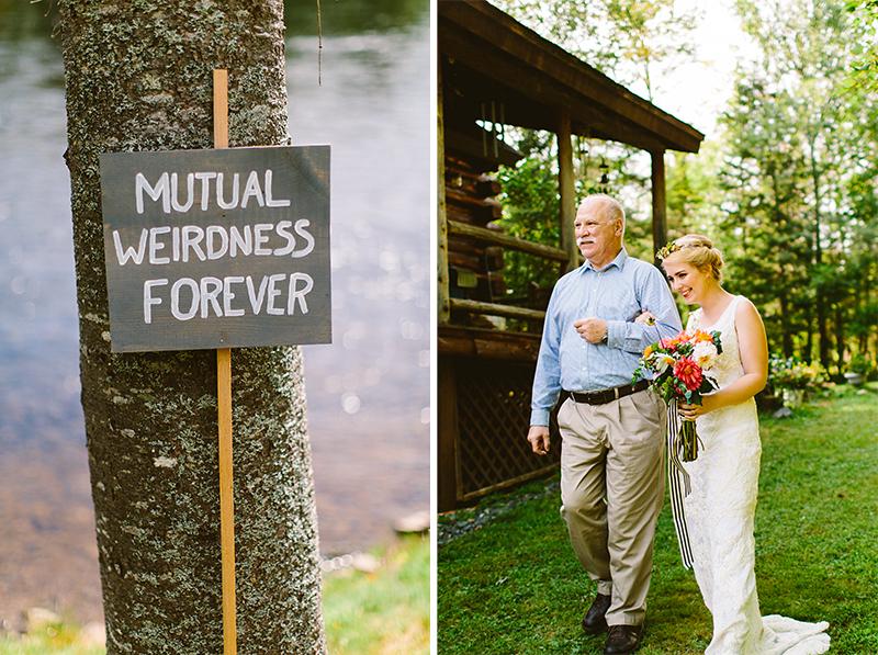 Moosehead Lake Maynards In Maine Wedding (9)