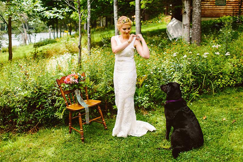 Moosehead Lake Maynards In Maine Wedding