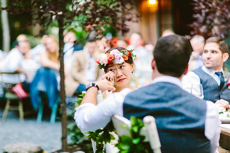 Tall Timber Barn Poconos Wedding (100)