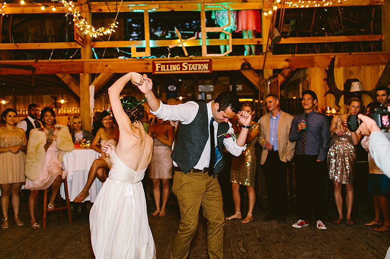Tall Timber Barn Poconos Wedding (106)