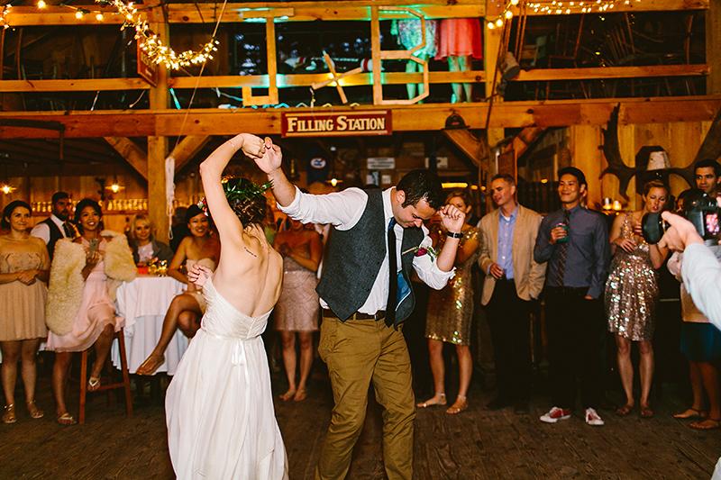Tall Timber Barn Poconos Wedding (106)