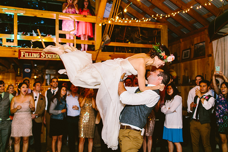 Tall Timber Barn Poconos Wedding (107)