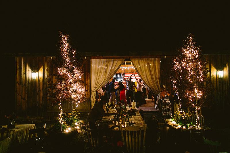 Tall Timber Barn Poconos Wedding (119)