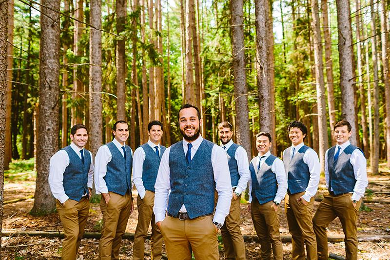 Tall Timber Barn Poconos Wedding (12)