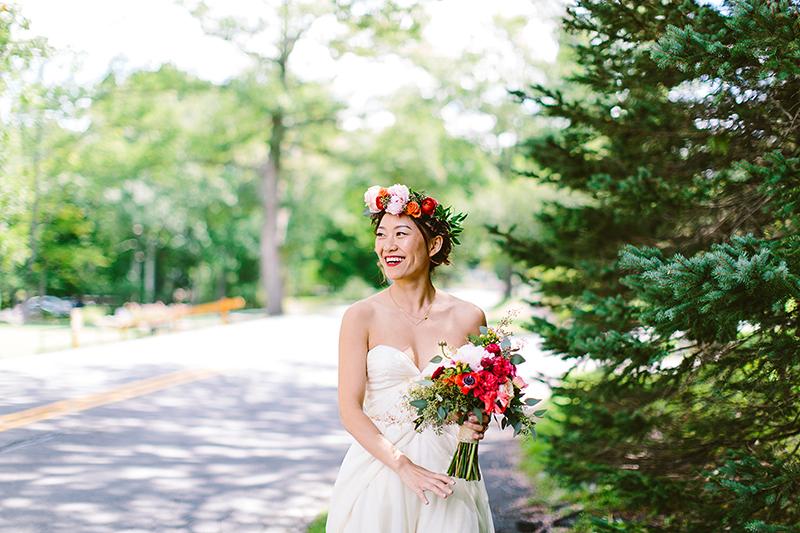 Tall Timber Barn Poconos Wedding (18)