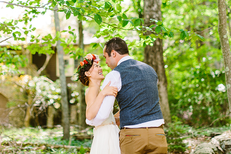 Tall Timber Barn Poconos Wedding (20)