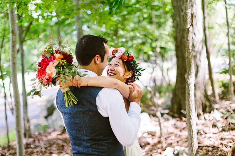 Tall Timber Barn Poconos Wedding (21)