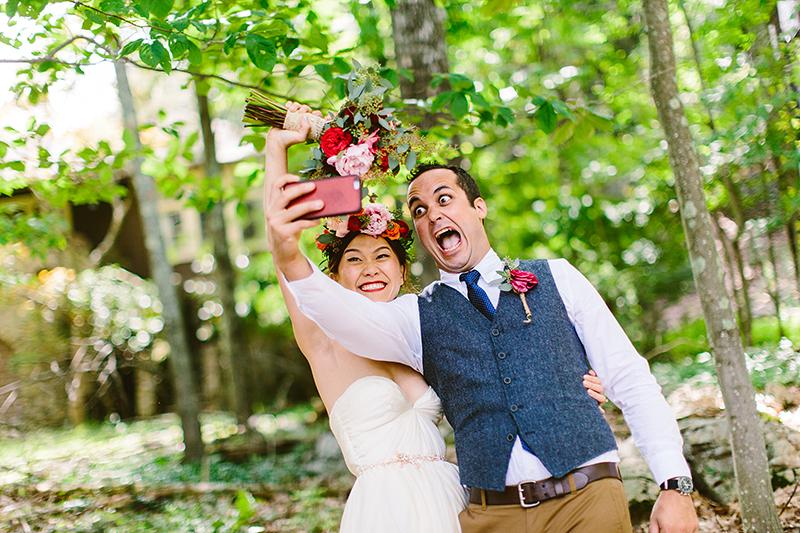 Tall Timber Barn Poconos Wedding (22)