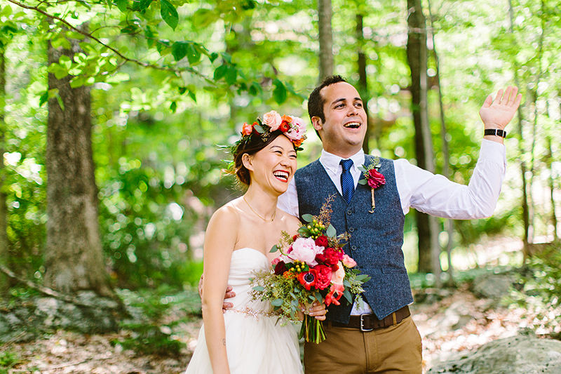 Tall Timber Barn Poconos Wedding (23)