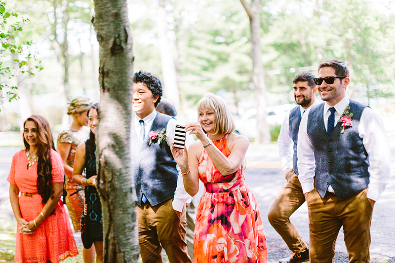 Tall Timber Barn Poconos Wedding (24)
