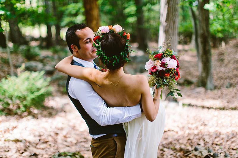 Tall Timber Barn Poconos Wedding (25)