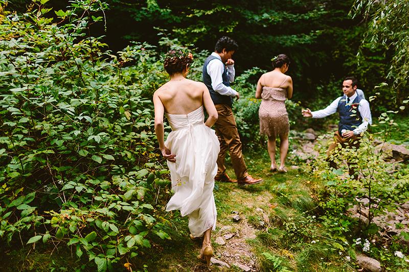 Tall Timber Barn Poconos Wedding (28)