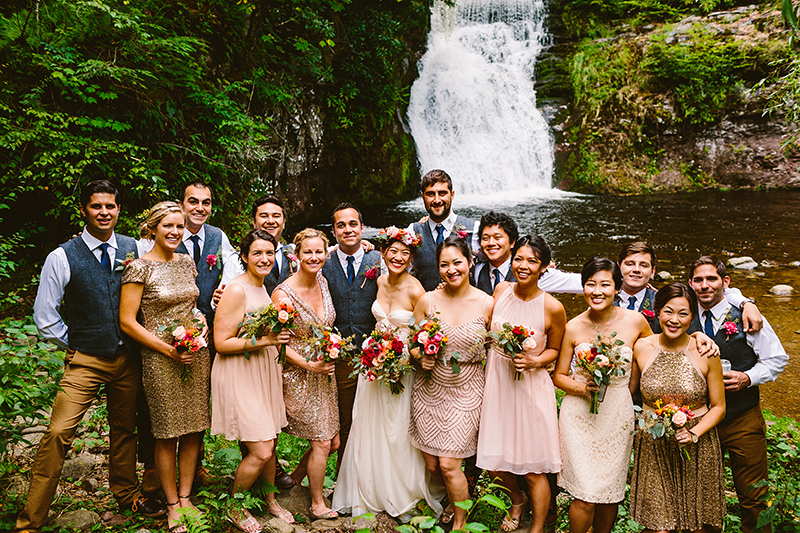 Tall Timber Barn Poconos Wedding (30)