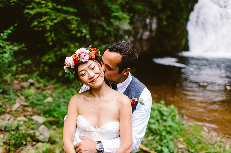 Tall Timber Barn Poconos Wedding (31)