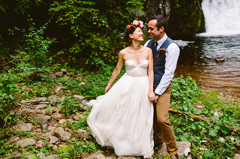 Tall Timber Barn Poconos Wedding (33)