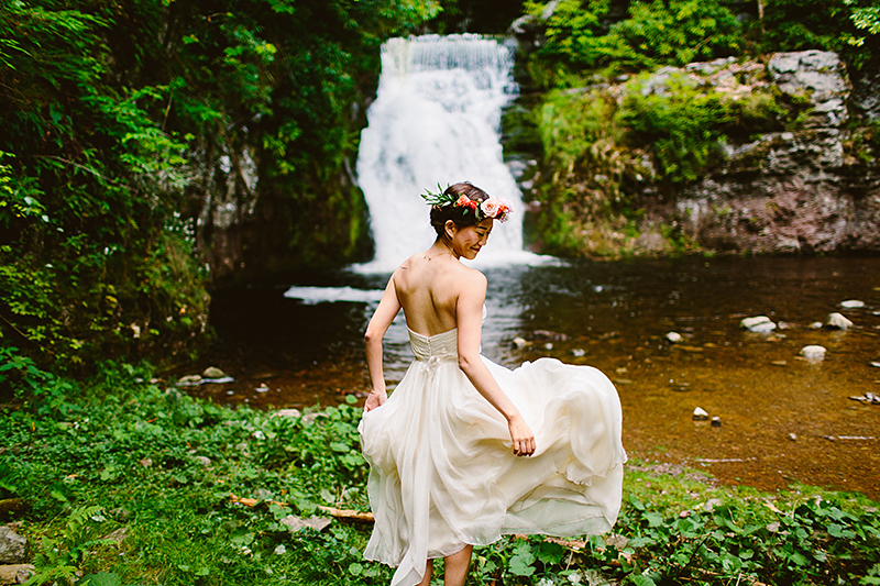 Tall Timber Barn Poconos Wedding (35)