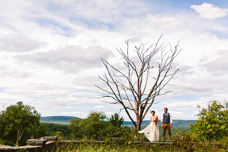 Tall Timber Barn Poconos Wedding (41)