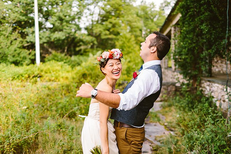 Tall Timber Barn Poconos Wedding (44)