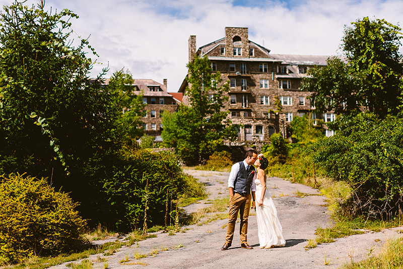 Tall Timber Barn Poconos Wedding (47)