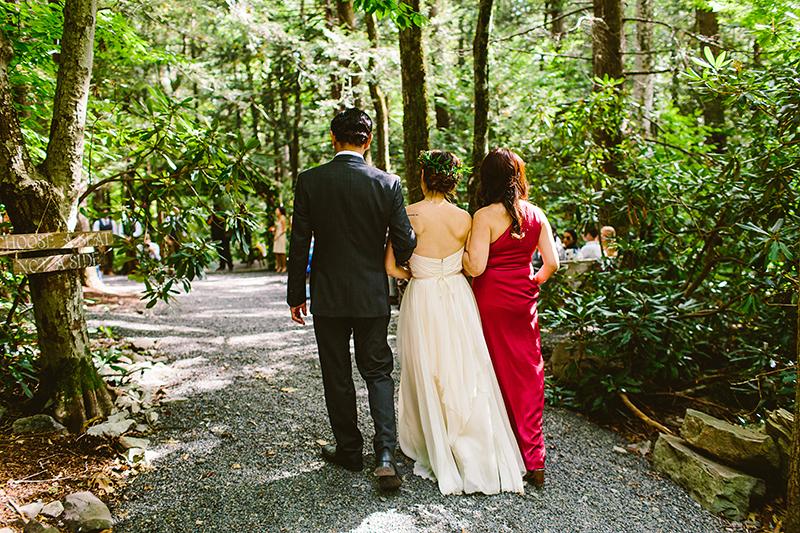 Tall Timber Barn Poconos Wedding (50)