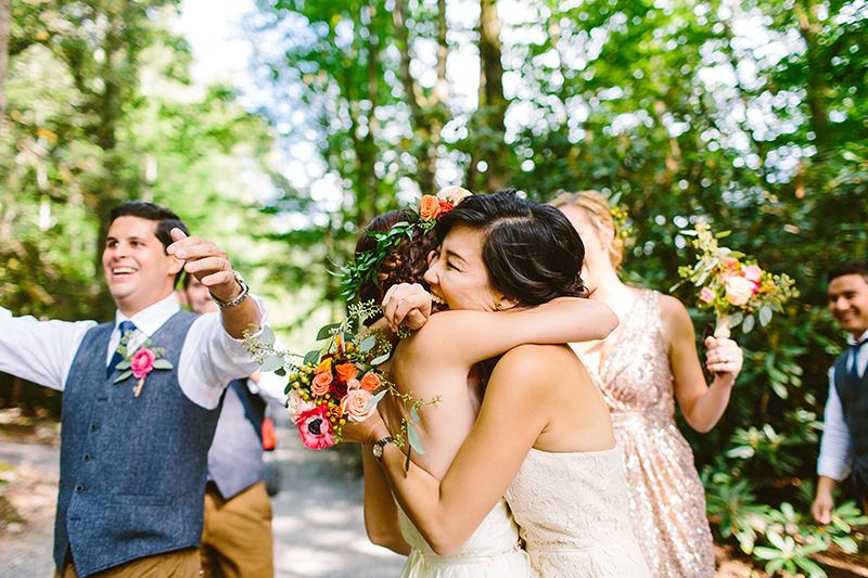 Tall Timber Barn Poconos Wedding (59)