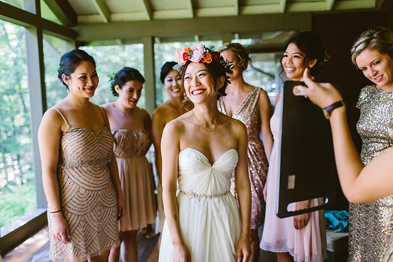 Tall Timber Barn Poconos Wedding (6)
