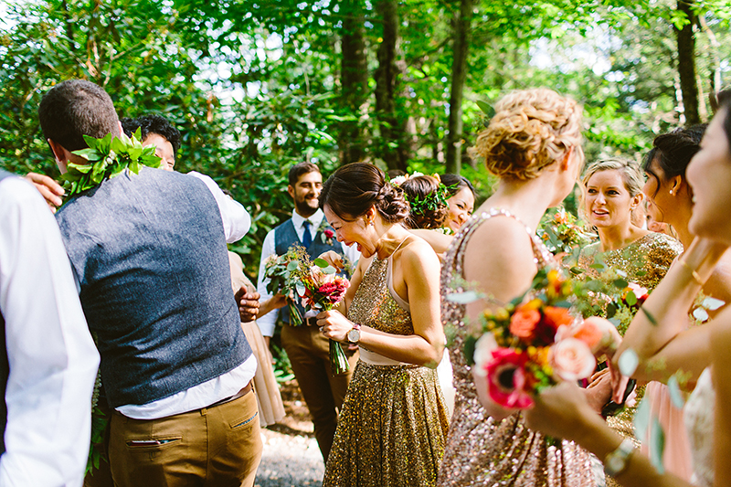 Tall Timber Barn Poconos Wedding (60)