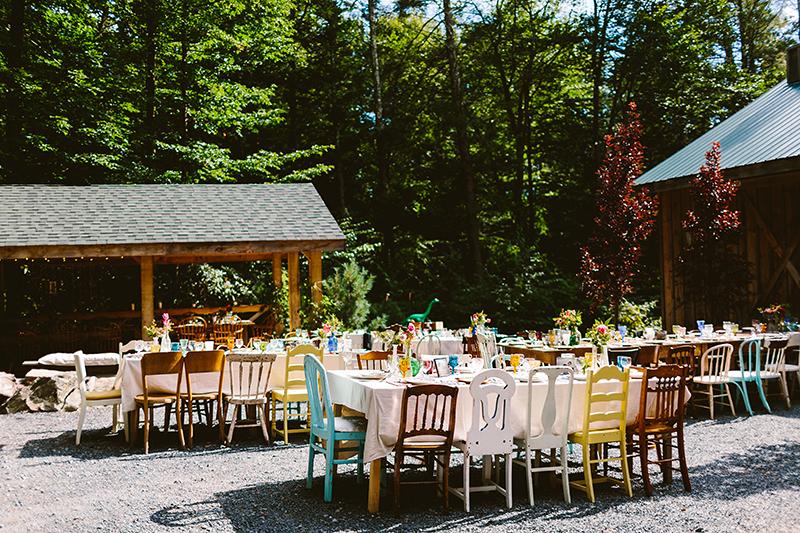 Tall Timber Barn Poconos Wedding (62)