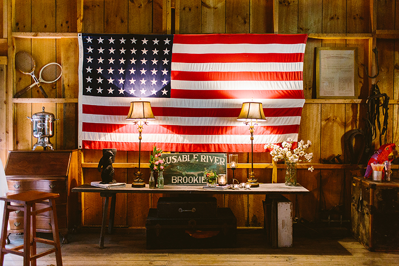 Tall Timber Barn Poconos Wedding (66)