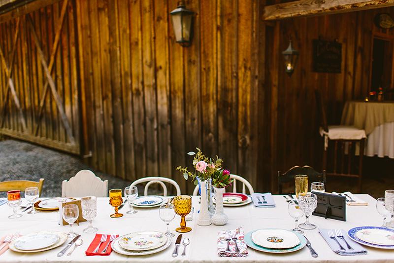 Tall Timber Barn Poconos Wedding (67)