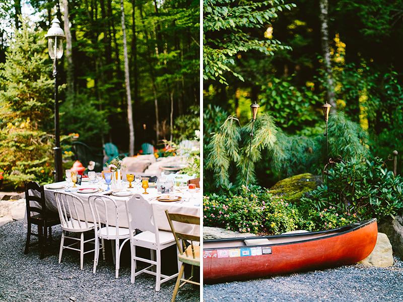 Tall Timber Barn Poconos Wedding (69)