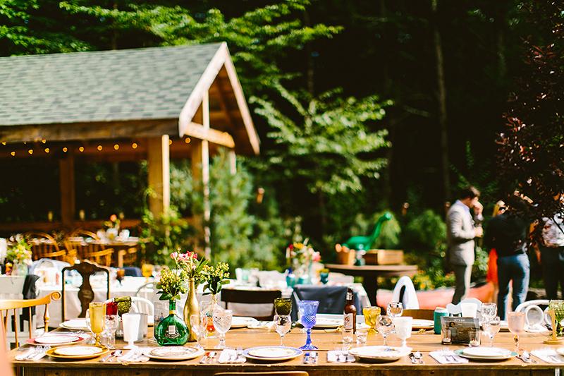 Tall Timber Barn Poconos Wedding (70)