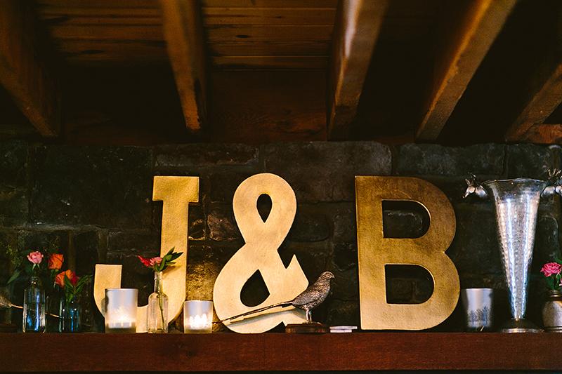 Tall Timber Barn Poconos Wedding (75)