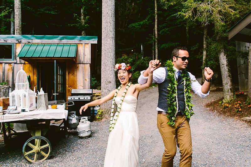 Tall Timber Barn Poconos Wedding (81)