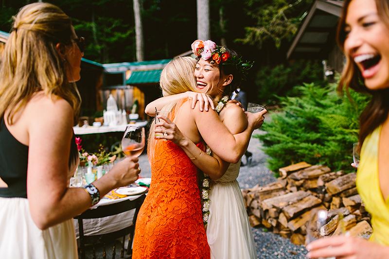 Tall Timber Barn Poconos Wedding (84)