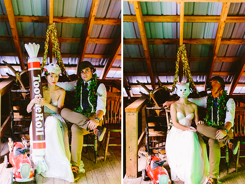 Tall Timber Barn Poconos Wedding (86)