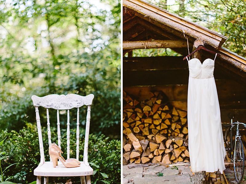 Tall Timber Barn Poconos Wedding