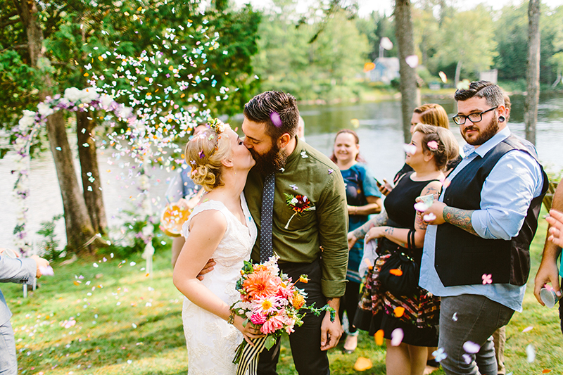 Moosehead Lake Maine Wedding(2)
