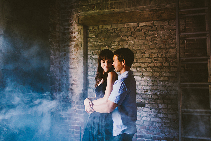 Philadelphia Warehouse Engagement Shoot (4)