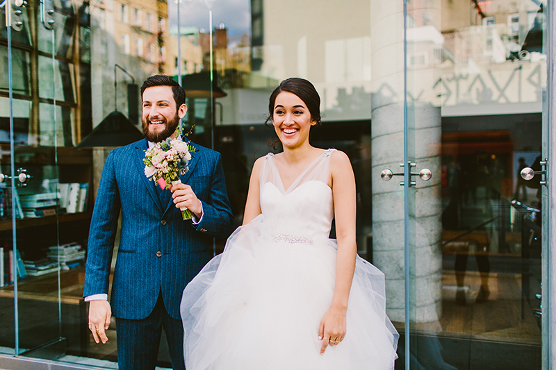New York City Elopement Photograpy