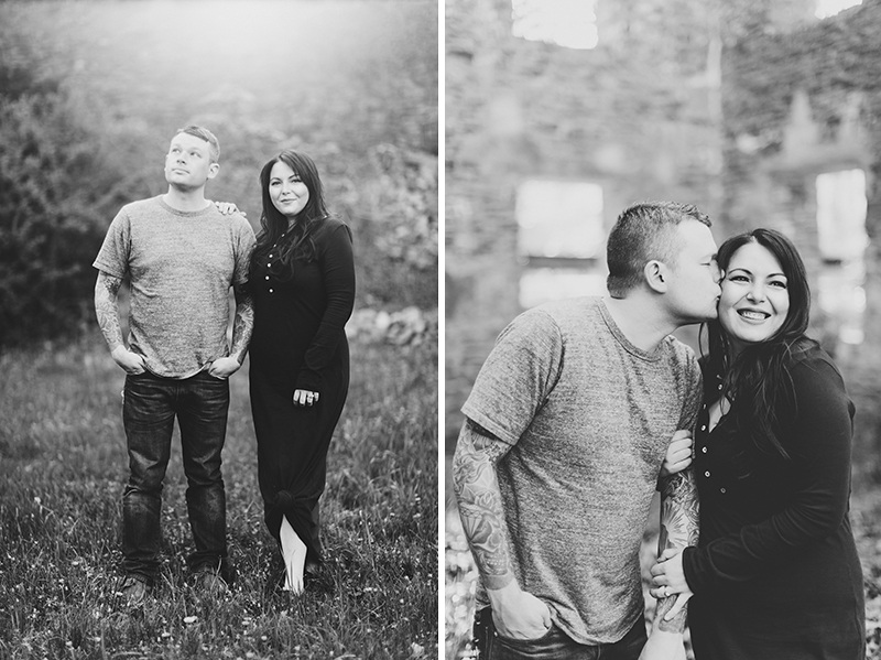 New Hope Pennsylvania Engagement Shoot