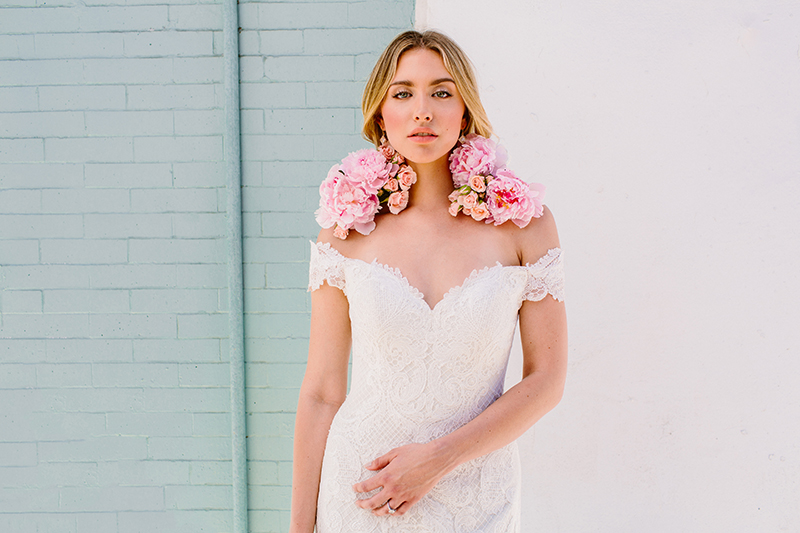 Lovely Bride Editorial