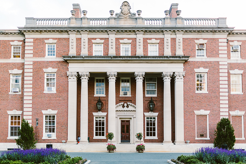 The Mansion at FDU Florham Wedding